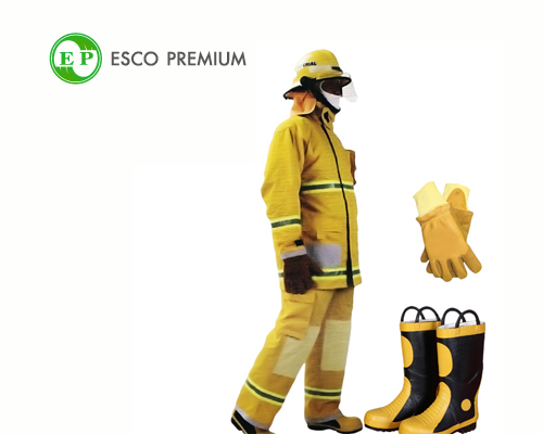 Fire Fighter Protective Wear